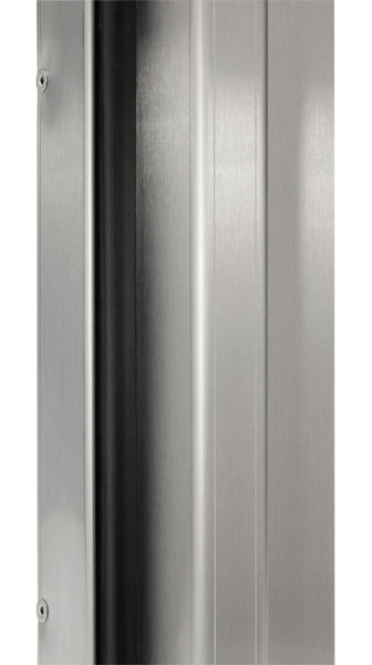 Omega Products Inc Stainless Steel Doors Showers