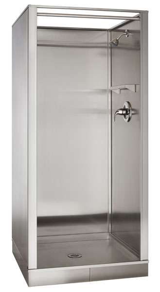 Superbe Stainless Steel Shower · Stainless Steel Shower ...