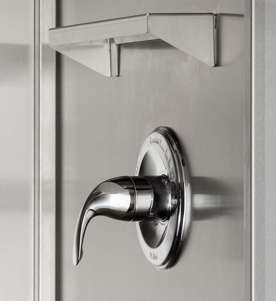 Stainless Steel Shower · Stainless Steel Shower · Stainless Steel Shower